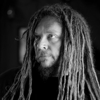 portrait photo of Jaron Lanier
