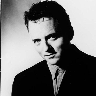portrait photo of Dennis Lehane