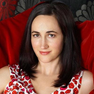 portrait photo of Madeleine Wickham