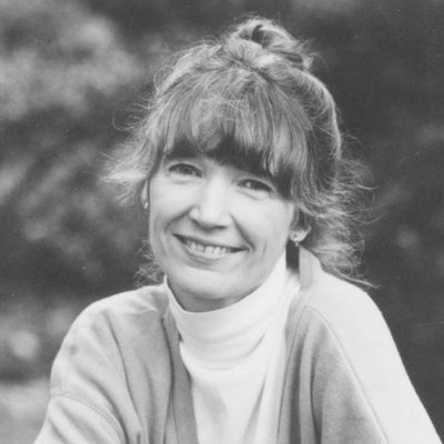 portrait photo of Anne Tyler