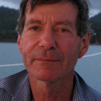 portrait photo of Roger McDonald