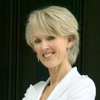 portrait photo of Joanna Trollope