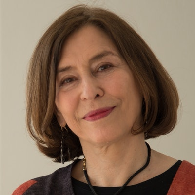 portrait photo of Azar Nafisi