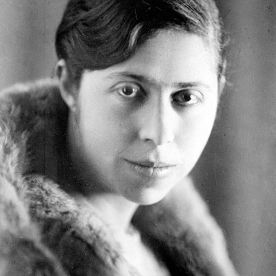 portrait photo of Irène Némirovsky