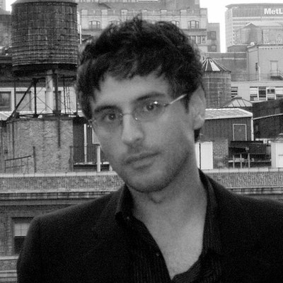 portrait photo of Reza Aslan
