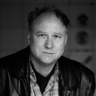 portrait photo of Åke Edwardson
