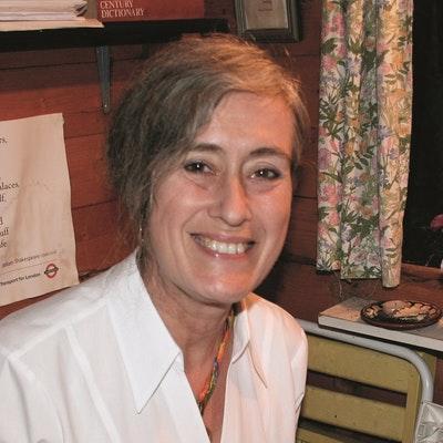 portrait photo of Ann Wroe