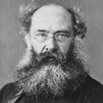portrait photo of Anthony Trollope