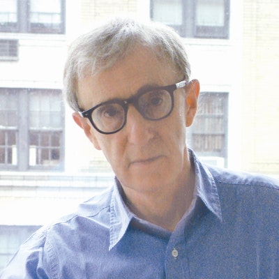 portrait photo of Woody Allen