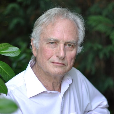 portrait photo of Richard Dawkins