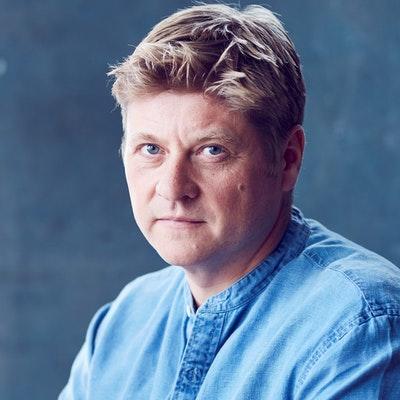 portrait photo of James Scudamore