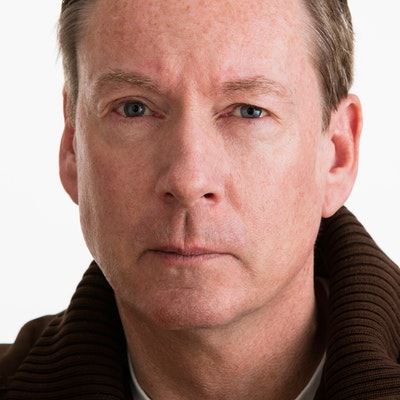 portrait photo of Frank Gardner