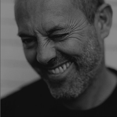 portrait photo of Keith Allen