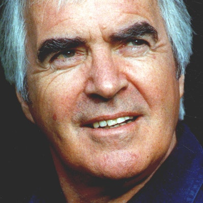 portrait photo of John Cairney