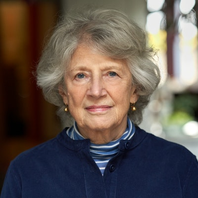 portrait photo of Carmen Callil