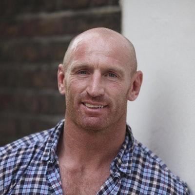 portrait photo of Gareth Thomas