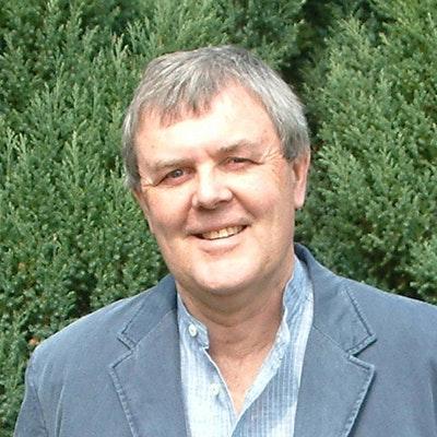 portrait photo of Jack Sheffield