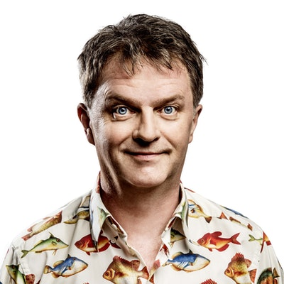 portrait photo of Paul Merton