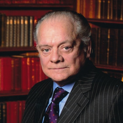 portrait photo of David Jason