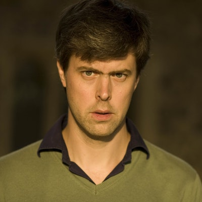 portrait photo of David Szalay