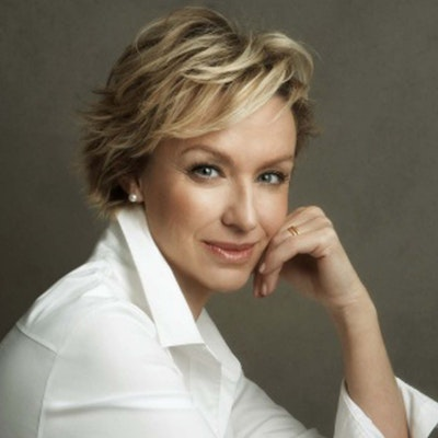 portrait photo of Tina Brown