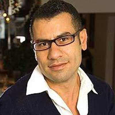 portrait photo of Sami Tamimi