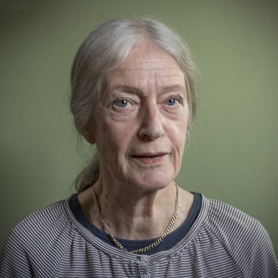 portrait photo of Gillian Tindall