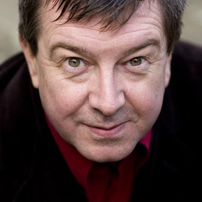 portrait photo of Stuart Maconie
