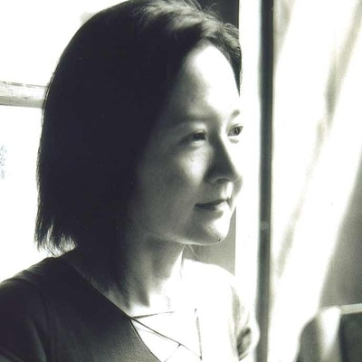 portrait photo of Yoko Ogawa
