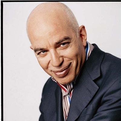 portrait photo of Michael Wolff