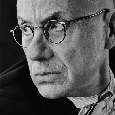 portrait photo of James Ellroy