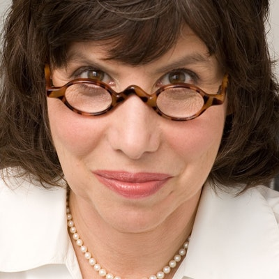 portrait photo of Alison Gopnik