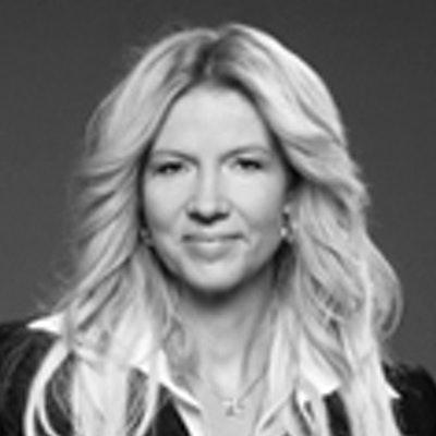 portrait photo of Liza Marklund
