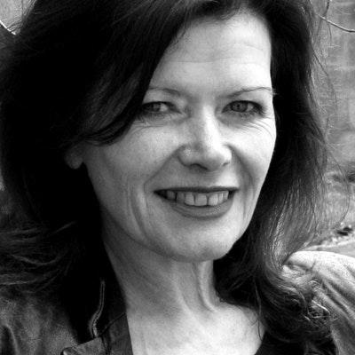 portrait photo of Sylvie Simmons