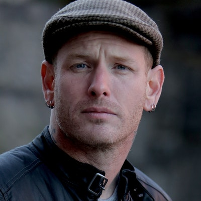 portrait photo of Corey Taylor