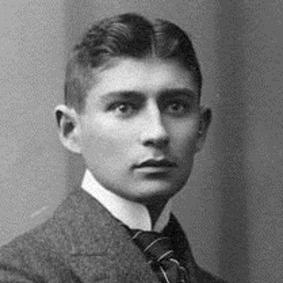 portrait photo of Franz Kafka