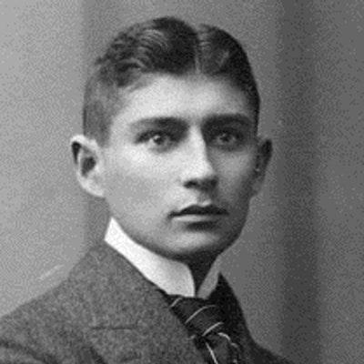 portrait photo of Franz Kafka