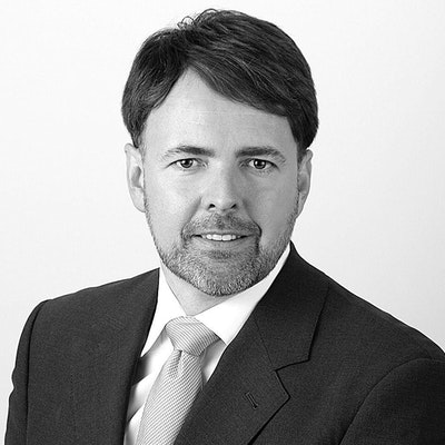 portrait photo of Larry McDonald