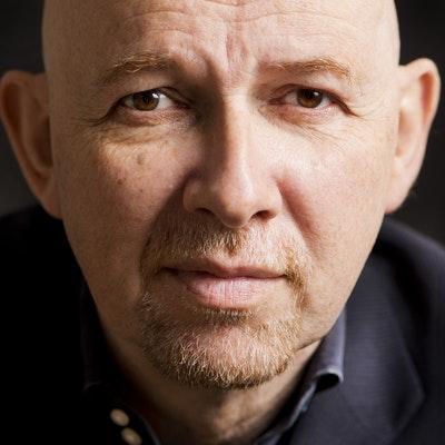 portrait photo of Nick Coleman