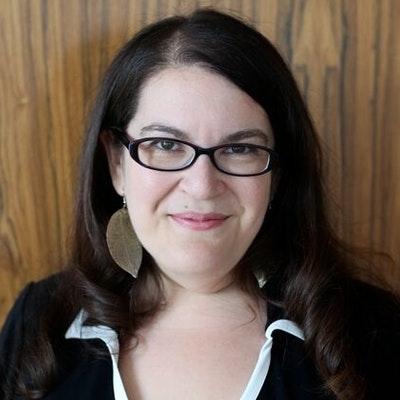 portrait photo of Naomi Alderman