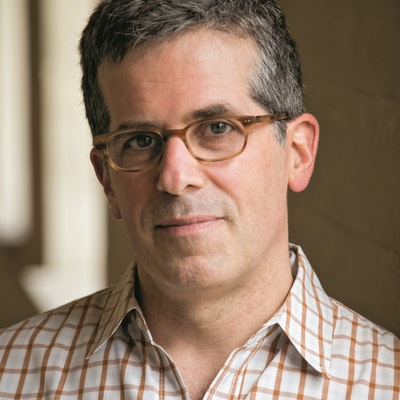 portrait photo of Jonathan Lethem