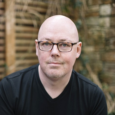 portrait photo of John Boyne