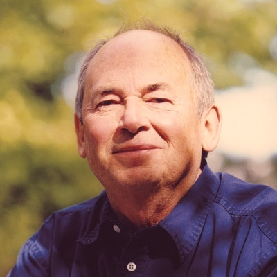 portrait photo of Quentin Blake
