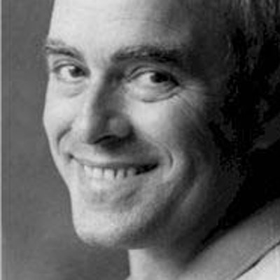 portrait photo of Michael Foreman