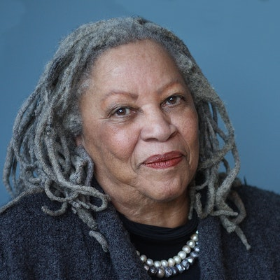 portrait photo of Toni Morrison