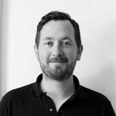 portrait photo of Chris Judge