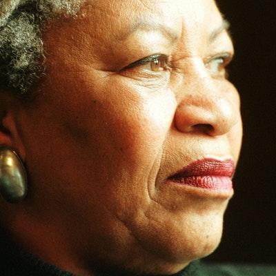portrait photo of Toni Morrison