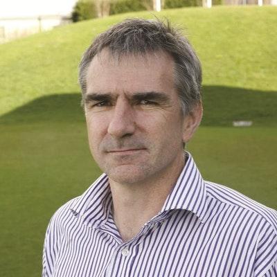 portrait photo of Steve James