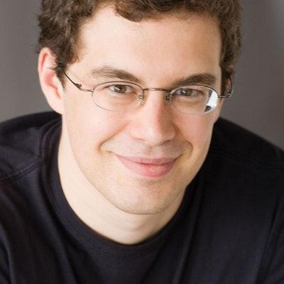 portrait photo of Christopher Paolini