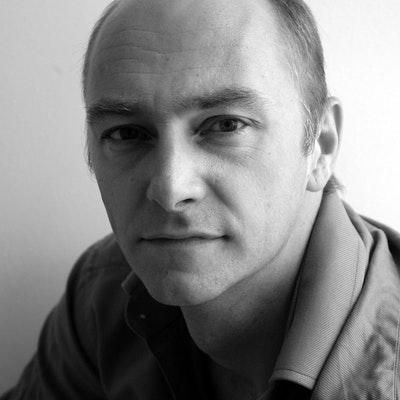 portrait photo of James Fergusson